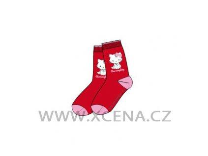 Charmmy kitty ponožky červené
