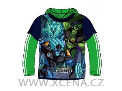 Gormiti triko zelené typ A