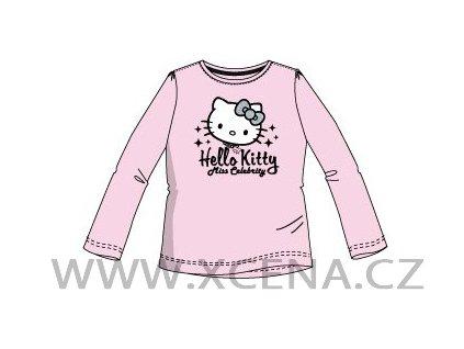 Trika Hello Kitty růžové