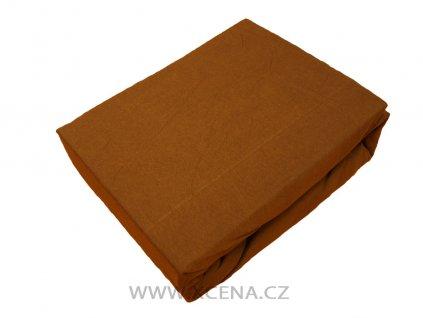 Prostěradla bavlna 160/200 cm