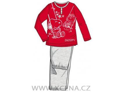 Pyžamo Snoopy model A