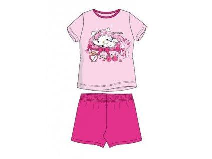 Charmmy Kitty pyžamo ůžové typ A