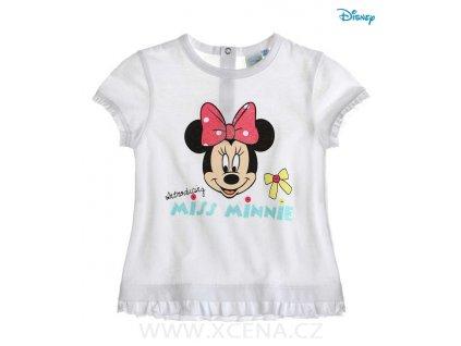 Disney Minnie tričko bílé