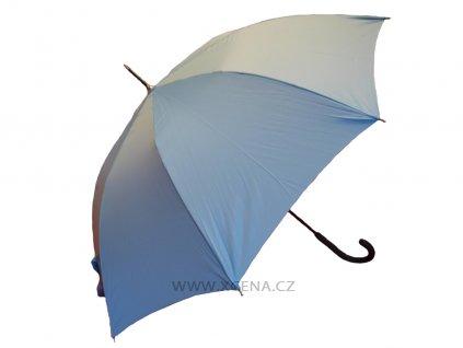 Deštník dámský modrý typ 1