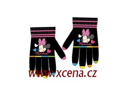 Minnie rukavice černé model A