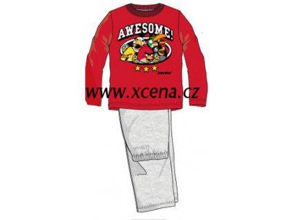 Angry Birds pyžama typ A