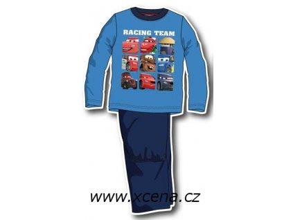 Pyžama Cars modré