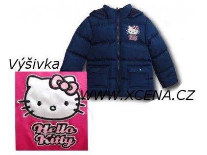 Hello Kitty bunda modrá