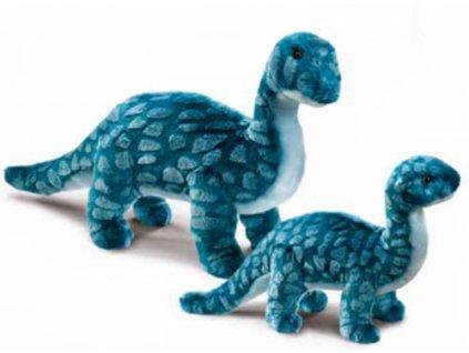 Plyšák brachiosaurus