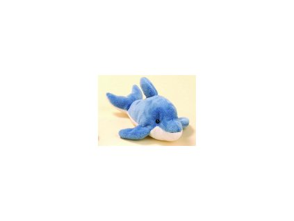 Delfínek modrý plyšový