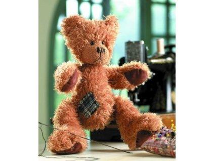 Medvídek plyšový se záplatou