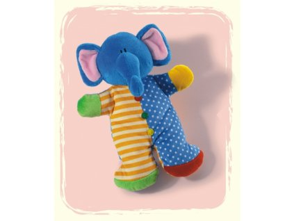 Hrkáček sloník barevný