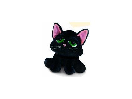 Klíčenka kočka černá