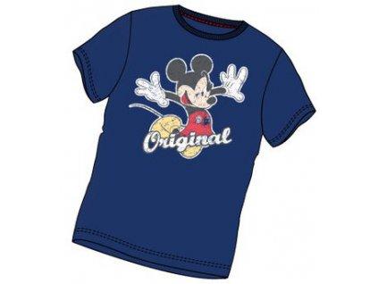 Mickey Mouse trička modré A