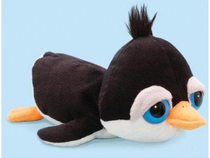 Tučňák s velkýma očima