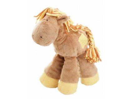 Pony velký hnědý