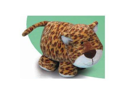 Gepard plyšový buclatý