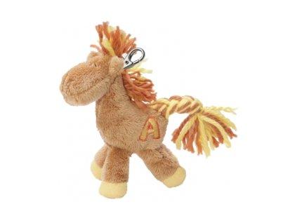 Klíčenka poník hnědožlutý