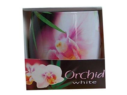 Svíčka vonná orchidei 100g