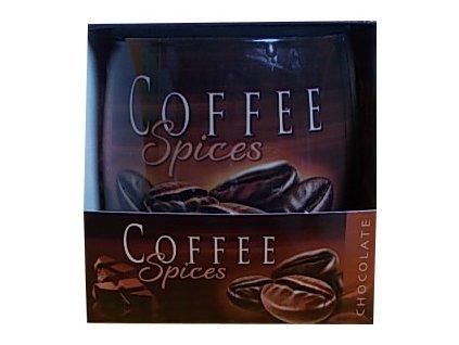 Svíčka cofee spices čokoláda 100g