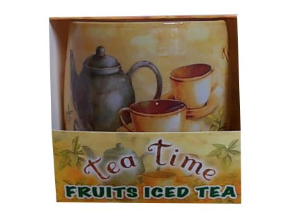 Svíčky tea time fruits iced tea 100g