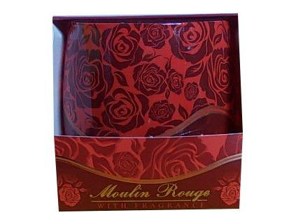 Svíčka Moulin Rouge červená 100g