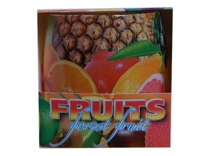 Vonná svíčka Fruits 100g