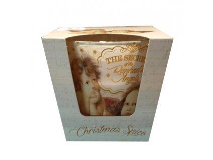 Vonná svíčka ve skle Rafael Angel 100g