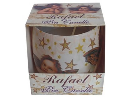 Vonná svíčka Rafael Pin 100g