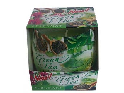 Vonná svíčka Green Tea 100g