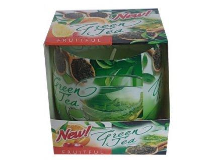 Vonné svíčky Green Tea 100g