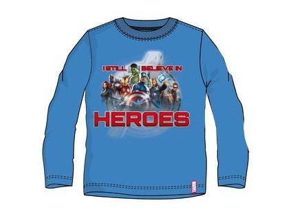 Heroes, Avengers tričko modré