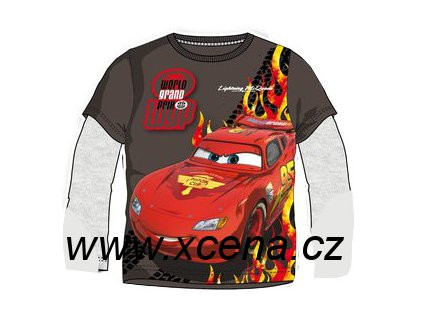 Chlapecké tričko Cars McQueen