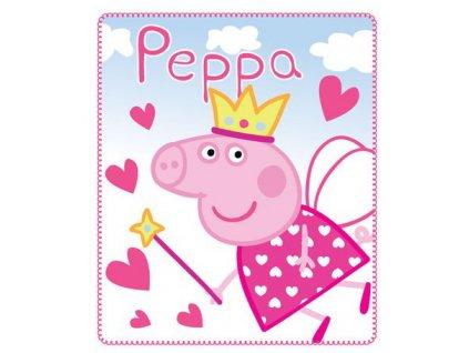 Deka Peppa flecce