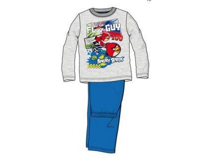 Dětské pyžamo Angry Birds nová kolekce
