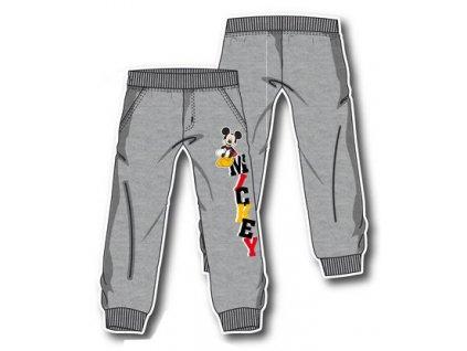 Mickey Mouse tepláky šedé