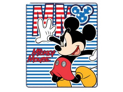 Mickey Mouse deka polar fleece