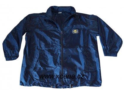 Dětská sportovní bunda tmavě modrá