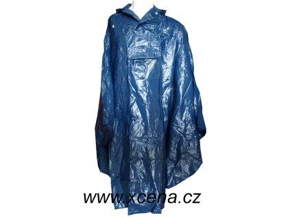 Rybářské poncho tmavě modré