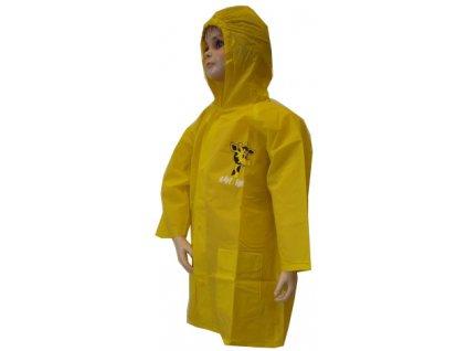 Pláštěnka žlutá