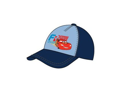 Cars kšiltovka čepice tmavě modrá