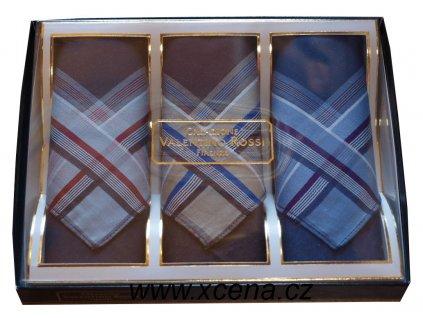 Bavlněné kapesníky model A 40x40cm