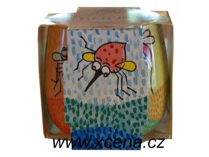 Svíčka citronella 100g