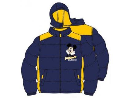 Bunda s Mickey Mouse modrá nová kolekce