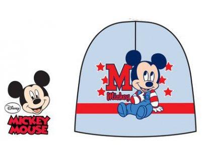 Mickey Mouse čepice modrá