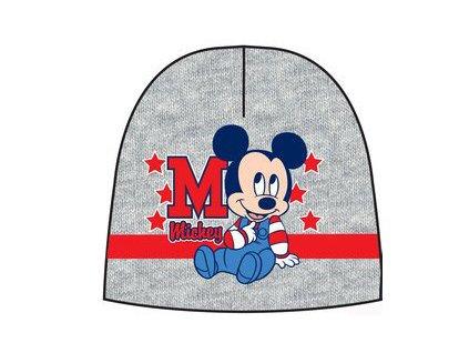 Čepice s Mickey Mouse šedá