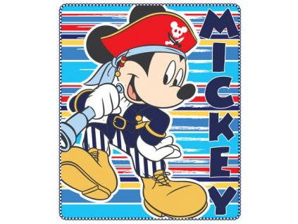 Mickey Mause deka polar fleece