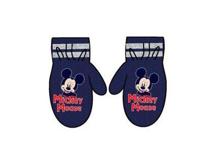 Mickey Mouse palčáky modré