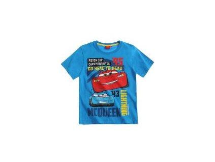 Cars trička modré nový model