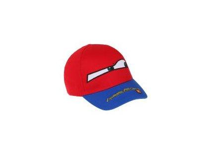 Cars baseballová čepice červená